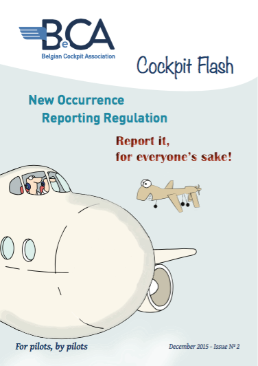 Cockpit Flash - Issue 2 - 2015