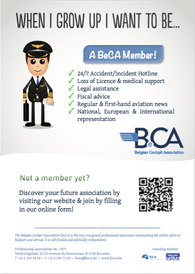 Not a BeCA Member yet? Discover why you must!