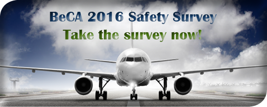 BeCA 2016 Safety Survey